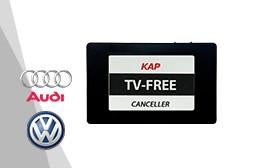 TV-FREE for AUDI / VOLKSWAGEN 2014 - 2016