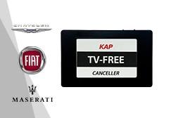 TV-FREE for MASERATI / CHRYSLER / FIAT