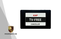TV-FREE for PORSCHE - MACAN