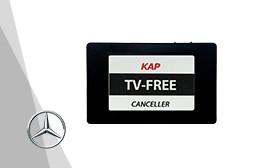 TV-FREE for MERCEDES BENZ - S Class / C Class