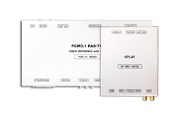 [SET] PCM 3.1 PAS-TD - PORSCHE+KPLAY